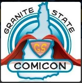 granit state comicon logo