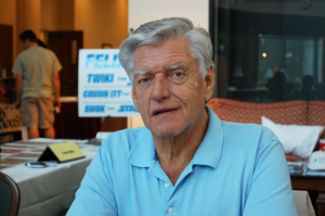 Dave Prowse at Mountain-Con 2007, Photo courtesy of wikipedia