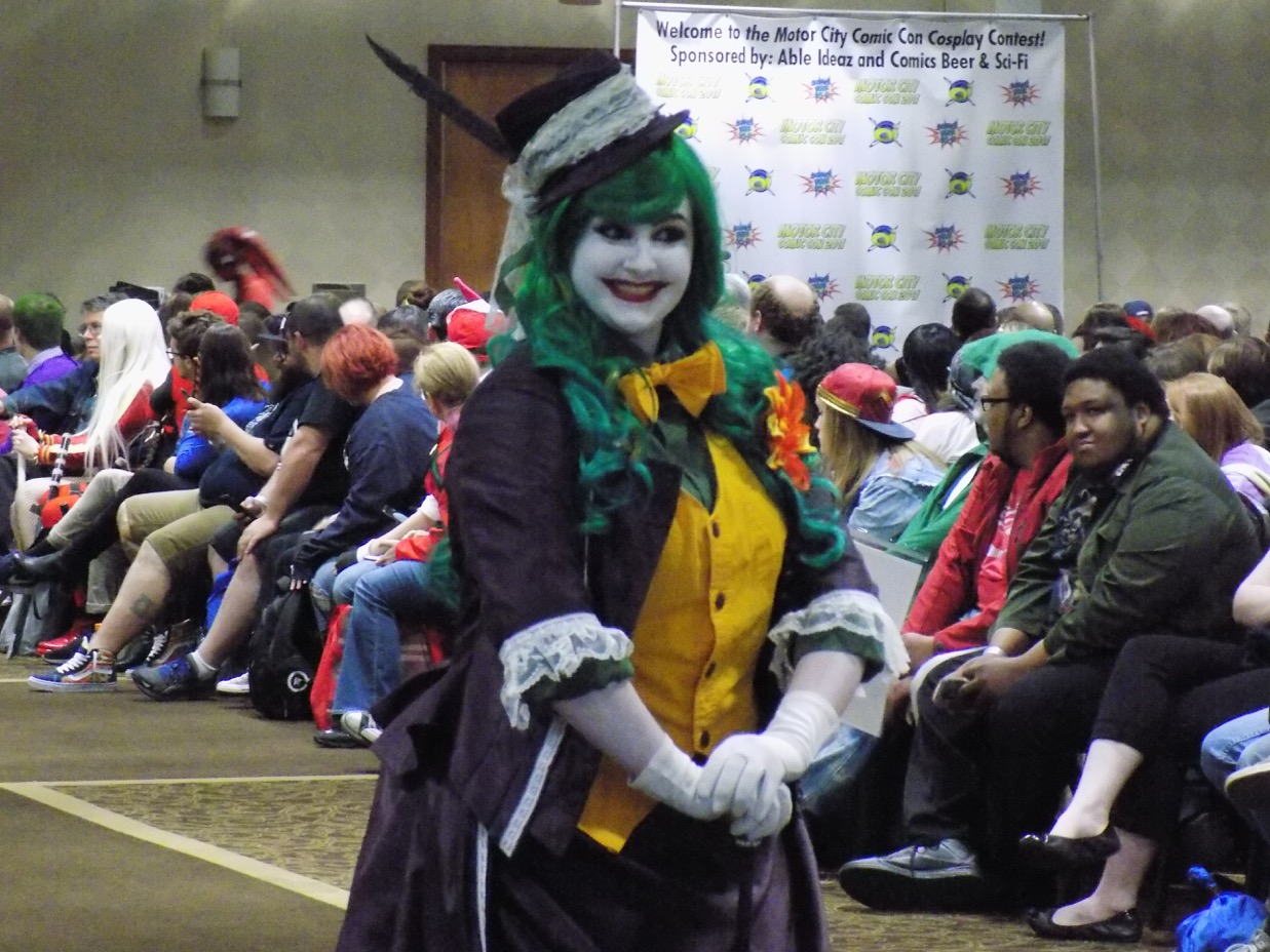 Motor city conventions for Motor city comic con