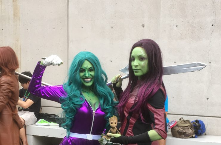 Cosplay Galleries New York Comic Con Day 4 10 8 2017